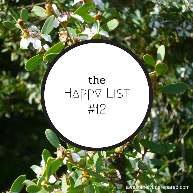 Happy List#12