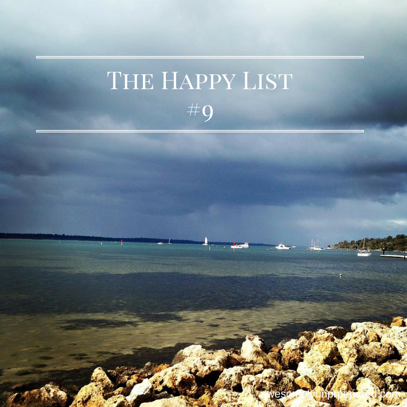 The Happy List#9